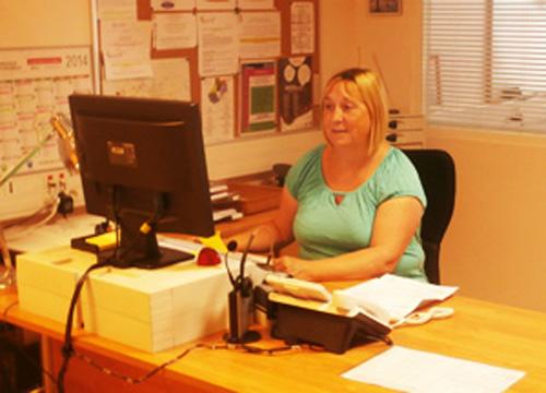 Emploi Services Gramat - Sylvie Souille - Agent d'accueil
