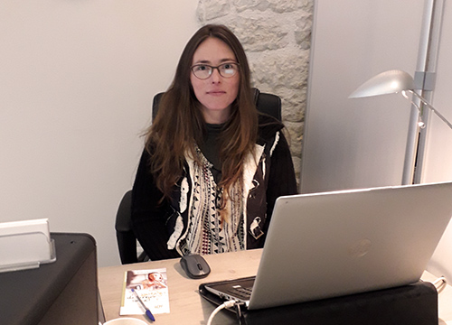 Emploi Services Gramat - Audrey Bressoles - Conseillère en insertion professionnelle